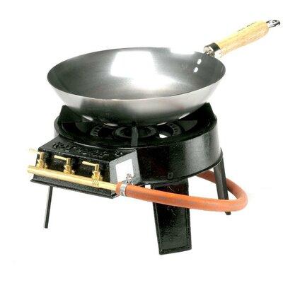 HotWok Original Wok 4 Piece Gas Burner Set