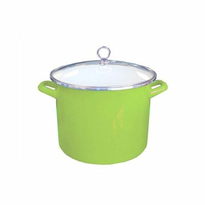 Reston Lloyd Calypso Basics 8-qt. Stock Pot with Lid