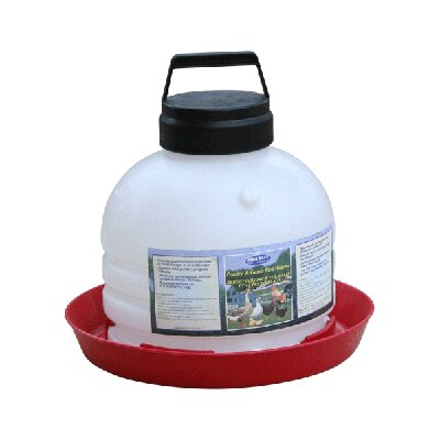Top Fill Poultry Fountain Size: 3 Gallon