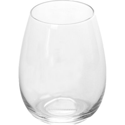 Home Essentials and Beyond 18 Oz. Stemless Wine Glass