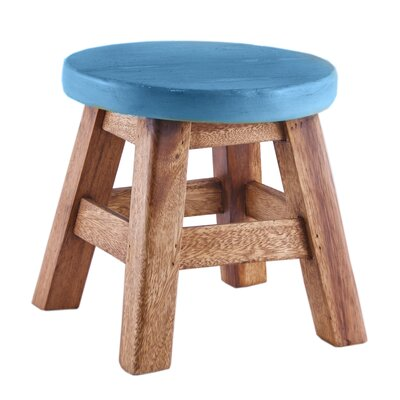 Lassiter Walnut Stool