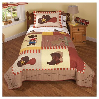 My World Cowboy Quilt Collection