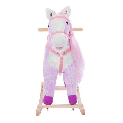 Lilac Rocking Horse