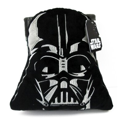 Nogginz Star Wars Vader 2 Piece Pillow and Blanket Set
