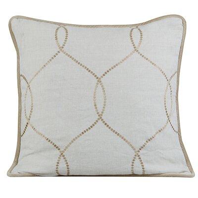 Gracious Living Amore Linen Throw Pillow