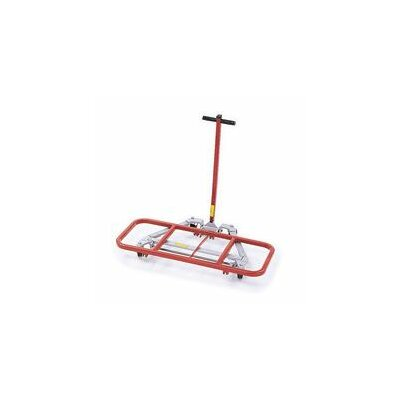"""Raymond Products Mighty King 5.5"""" x 40"""" x 16"""" Desk Lift Casters Furniture Dolly"""