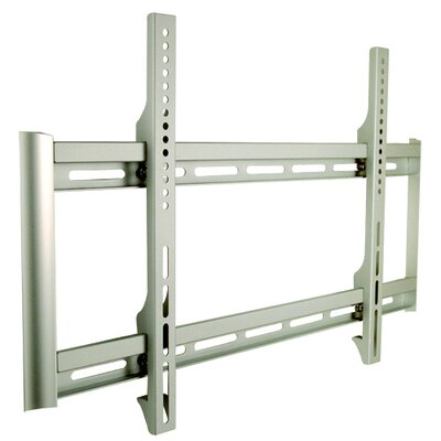 """Fixed Universal Wall Mount for 32"""" - 63"""" Plasma/LED/LCD Finish: Silver"""