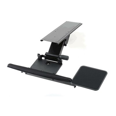 "7.5"" H x 26.4"" W Desk Keyboard Platform"
