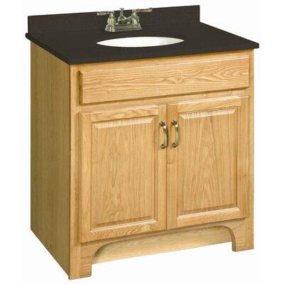 "Design House Richland 30"" Double Door Cabinet Vanity Base"