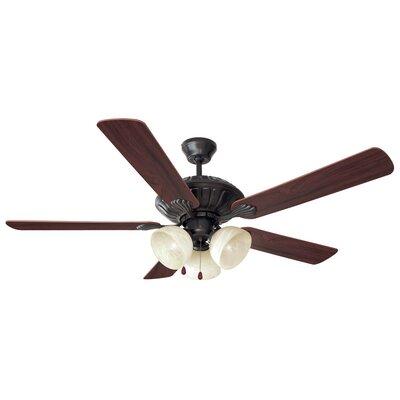 "Design House 52"" Trevie 5 Blade Ceiling Fan"