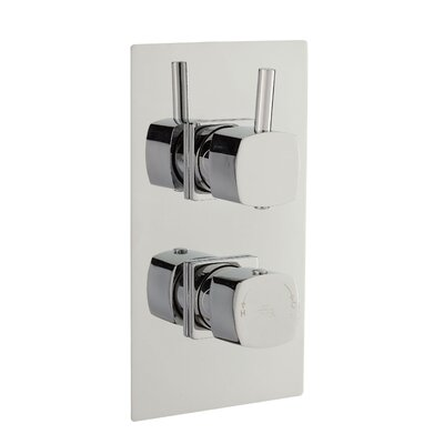 Hudson Reed Kia Twin Concealed Shower Valve