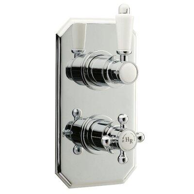 Hudson Reed Twin Concealed Shower Valve