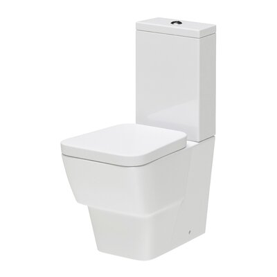 Hudson Reed Farnham Close Coupled Toilet with Soft Close Seat