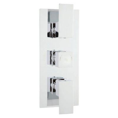 Hudson Reed Art Triple Concealed Shower Valve