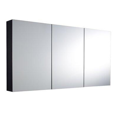 Hudson Reed Quartet 94.5cm x 49cm Surface Mount Mirror Cabinet