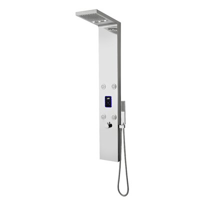 Hudson Reed Genie Dual Function Shower Panel