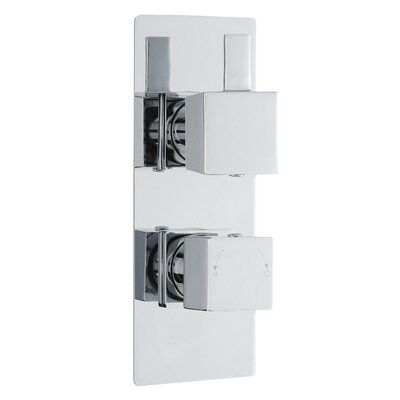 Hudson Reed Harmony Twin Concealed Shower Valve