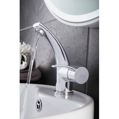 Hudson Reed Grace Monobloc Basin Mixer with waste