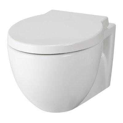 Hudson Reed Langdon Wall Hung Toilet with Soft Close Seat