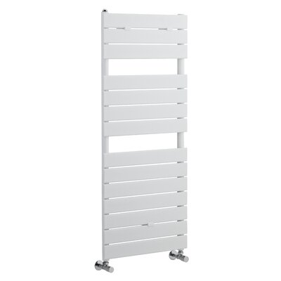 Hudson Reed Wall Mounted Water-Fed Heated Towel Rail