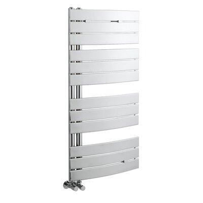 Hudson Reed Elgin Wall Mounted Water-Fed Heated Towel Rail