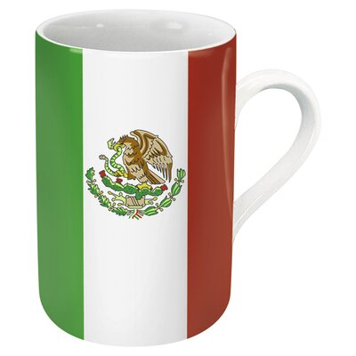 Konitz Mexico Flag Mug