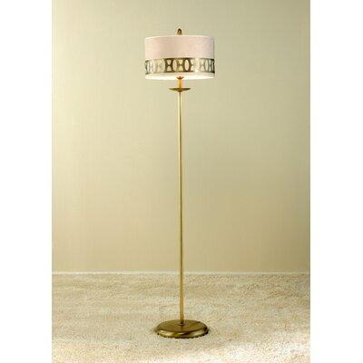 Lustrarte Lighting Modern Oval Floor Lamp