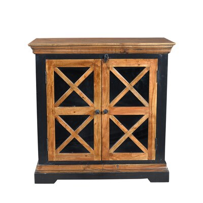 Cullens 2 Door Accent Cabinet