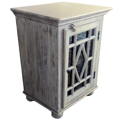 Cullens Single Door Accent Cabinet