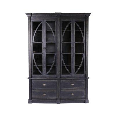 Sayre Upton 4 Door Accent Cabinet