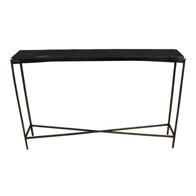 "Gracelyn Kirby Console Table Size: 30"" H x 48"" W x 8"" D"