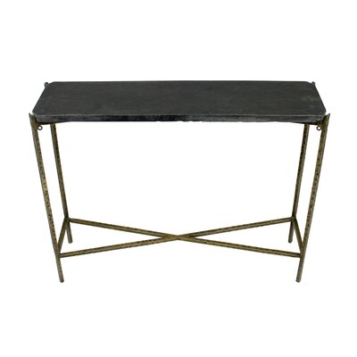 "Gracelyn Kirby Console Table Size: 24"" H x 32"" W x 8"" D"