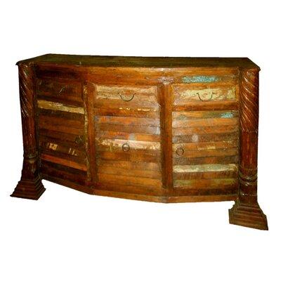 Lottie Bar Cabinet with Wine Storage