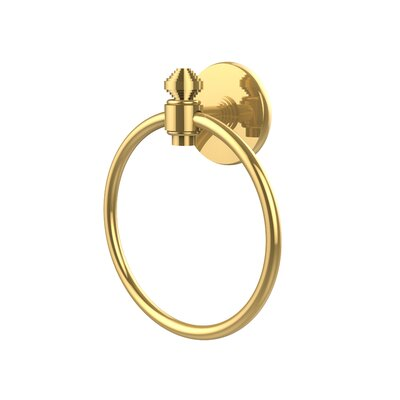 Allied Brass Southbeach Wall Mounted Towel Ring