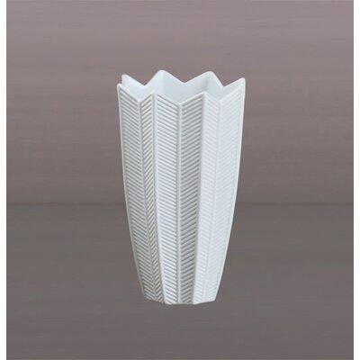Kaiser Porzellan Vase Coconut Leaf