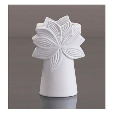 Kaiser Porzellan Vase Palmkrone