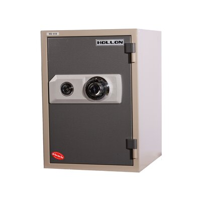 "Fireproof Security Safe Size: 19.75"", Lock Type: Combination Lock"