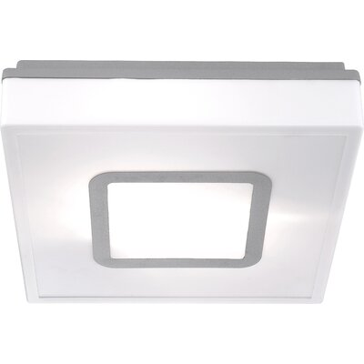 House Additions Lester 2 Light Outdoor Flush Mount