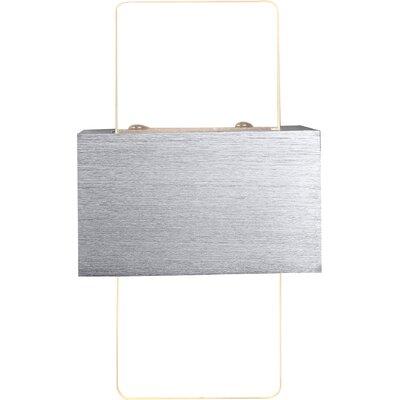 House Additions Isaac 1 Light Semi-Flush Wall Light