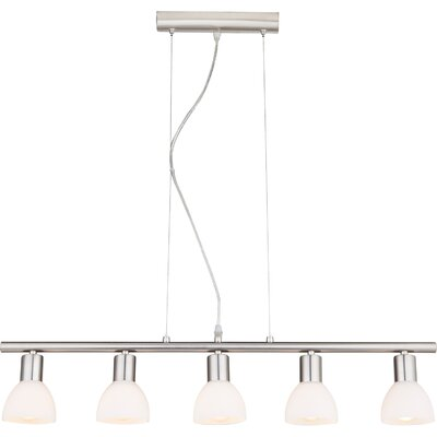 House Additions 5 Light Kitchen Island Pendant