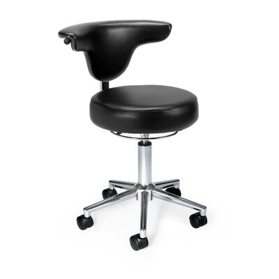 Anatomy Office Chair Upholstery: Black