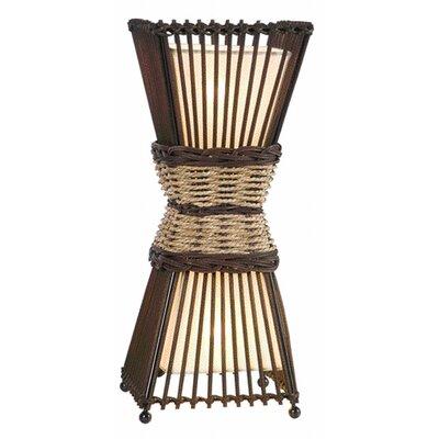 Nino Leuchten 44 cm Tischleuchte Bamboo