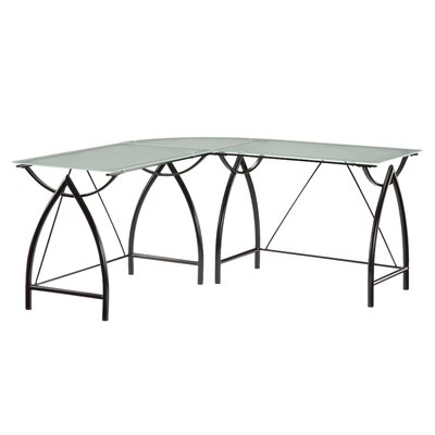Osp Designs L-Shape Corner Desk