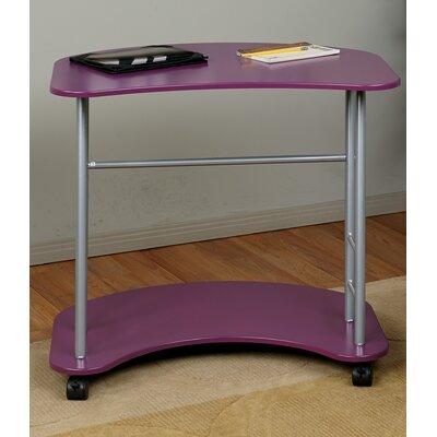Osp Designs Standing Desk Finish: Purple