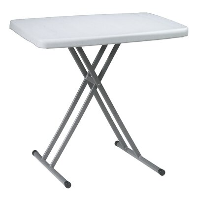 """Office Star Products 19.5"""" Rectangular Folding Table"""