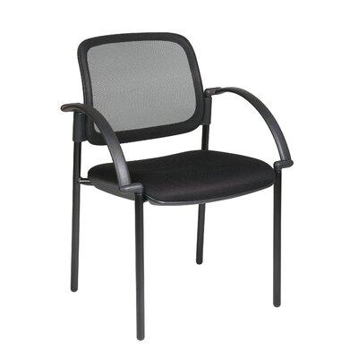 Screen Mesh Guest Chair Seat Material: Mesh
