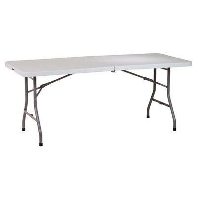 """Office Star Products Work Smart 72"""" Rectangular Folding Table"""