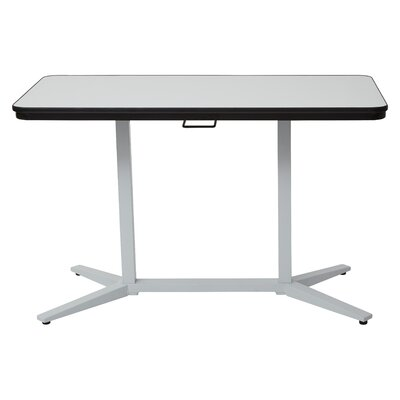 Pro-Line II Standing Desk with Dry-Erase Top Finish: White