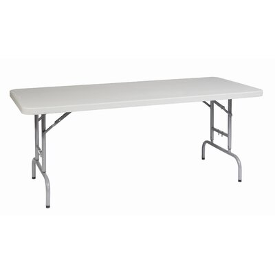 """Office Star Products 72"""" Rectangular Folding Table"""