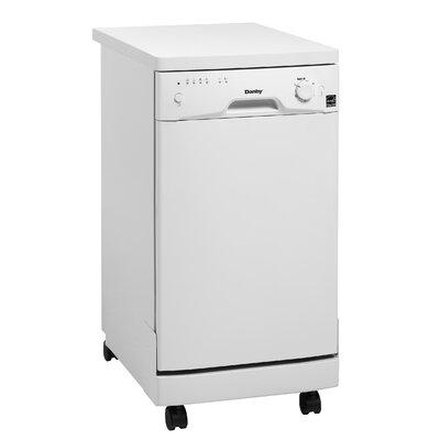 "18"" 55 dBA Portable Dishwasher"